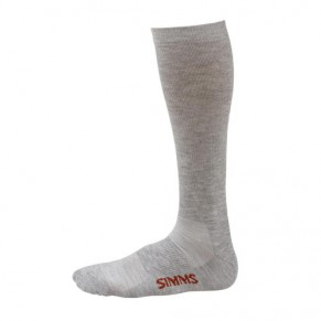 Liner Sock Ash Grey M носки Simms - Фото