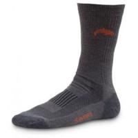 Sport Crew Sock Charcoal S носки Simms