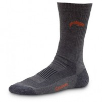 Sport Crew Sock Charcoal S носки Simms...