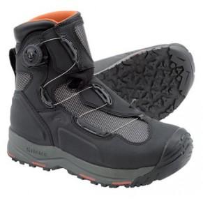 G4 Boa Boot Black 12 забродные ботинки Simms - Фото