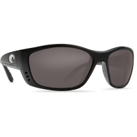 Fisch Black Gray Costa 580P очки CostaDelMar
