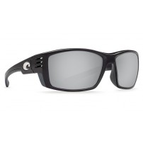Cortez Shiny Black Silver Mir 580P очки CostaDelMar