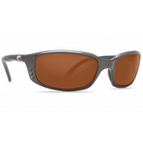 Brine Gunmetal Silver Copper Costa 580 GLS очки CostaDelMar
