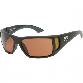 Bomba Sunglasses Black/Amber  580P Lenses очки CostaDelMa - Фото