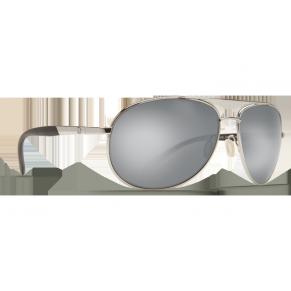 Wingman Palladium Silver Costa 580 GLS очки CostaDelMar - Фото