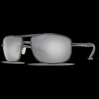 Wheelhouse Gunmetal Silver Costa 580 GLS очки CostaDelMar