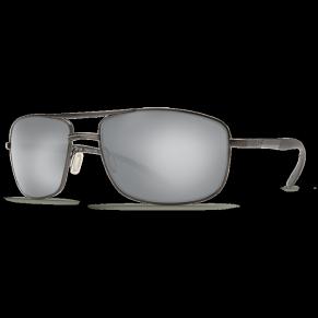 Wheelhouse Gunmetal Silver Costa 580 GLS очки CostaDelMar - Фото