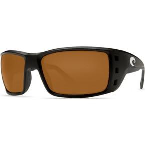 Permit Black Amber 580P очки CostaDelMar - Фото