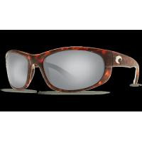 Howler Tortoise Silver Costa 580 GLS очки CostaDelMar