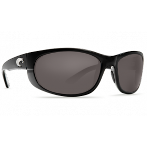 Howler Black Gray Costa 580P очки CostaDelMar - Фото