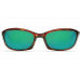 Harpoon Tort Green Mirror Costa 580 GLS очки CostaDelMar - Фото