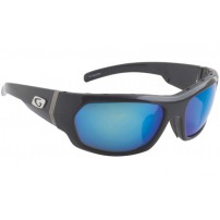 Eclipse Black/Blue Mirror очки Guideline