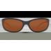 Fathom Black Silver Copper Costa 580 GLS очки CostaDelMar - Фото