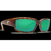 Caye Tortoise Green Mir 400G очки CostaDelMar