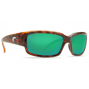 Caye Tortoise Green Mir 400G очки CostaDelMar - Фото