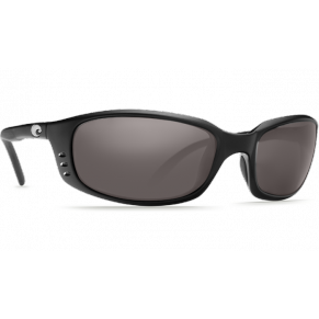 Brine Black Gray Costa 580P очки CostaDelMar - Фото