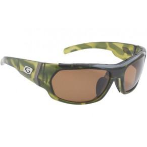 Eclipse Crystal Green Tortoise/ Brown очки Guideline - Фото
