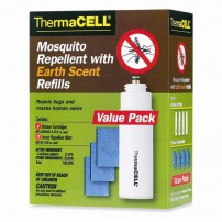 E-4 Repellent Refills  Earth Scent 48ч карт...