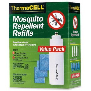 R-4 Mosquito Repellent refills 48ч. картридж Thermacell - Фото