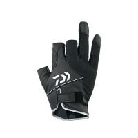 DG-7306 XL Black перчатки Daiwa
