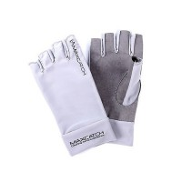 Fly Fishing Anti-UV Half Finger Sun gloves UPF 50+ L перчатки Maxcatch