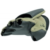 703056-L перчатки-варежки флис-непреновые ветрозащитные Norfin