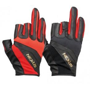 GL-123M Black размер L перчатки Nexus - Фото
