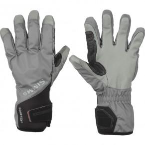 ProDry Glove Charcoal L перчатки Simms - Фото