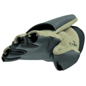 703056-XL перчатки-варежки флис-непреновые ветрозащитные Norfin - Фото