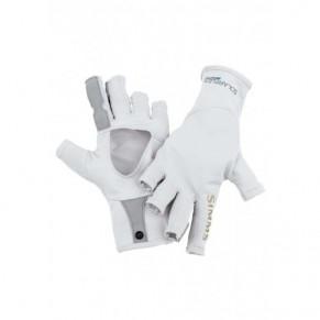 SunGlove Grey M перчатки Simms - Фото