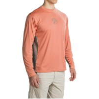 Tournament Series Fishing Shirt UPF 50 Salmon L блуза Gillz