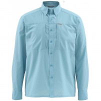 Ultralight Shirt Sky Blue L рубашка Simms...