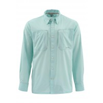 Ultralight Shirt Light Teal M рубашка Simms
