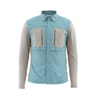 GT TriComp Shirt Cadet Blue XL рубашка Simms