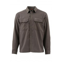Coldweather Shirt Dark Olive L рубашка Simm...