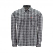 Big Sky Shirt Concrete Plaid XL рубашка Sim...