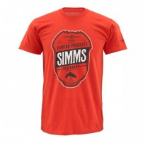 Trademark Fury Orange XXL футболка Simms...