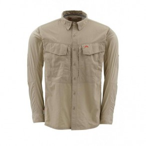 Guide Shirt Cork M рубашка Simms - Фото