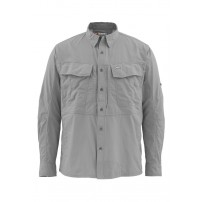 Guide Shirt Concrete XXXL рубашка Simms