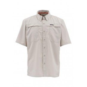 Ebb Tide SS Shirt Putty M рубашка Simms - Фото
