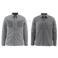 Confluence Reversible Charcoal XL рубашка Simms