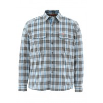 Coldweather Shirt Tidal Blue Plaid XXL руба...