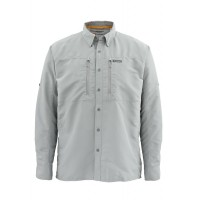 Bugstopper Shirt Smoke XL рубашка Simms