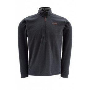 Waderwick Thermal Top Black L блуза Simms - Фото