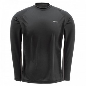 Waderwick Core Crew Neck Black M блуза Simms - Фото