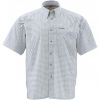 Morada Shirt Ash Grey Plaid XXL рубашка Sim...