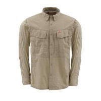 Guide Shirt Cork S рубашка Simms