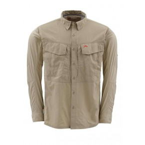 Guide Shirt Cork S рубашка Simms - Фото