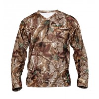Hunting Alder Long Sleeve Passion Green XXXL футболка c длинным рукавом Norfin