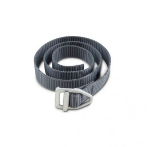 Viper Buckle Webbing Belt Navy/Grey L пояс Simms - Фото